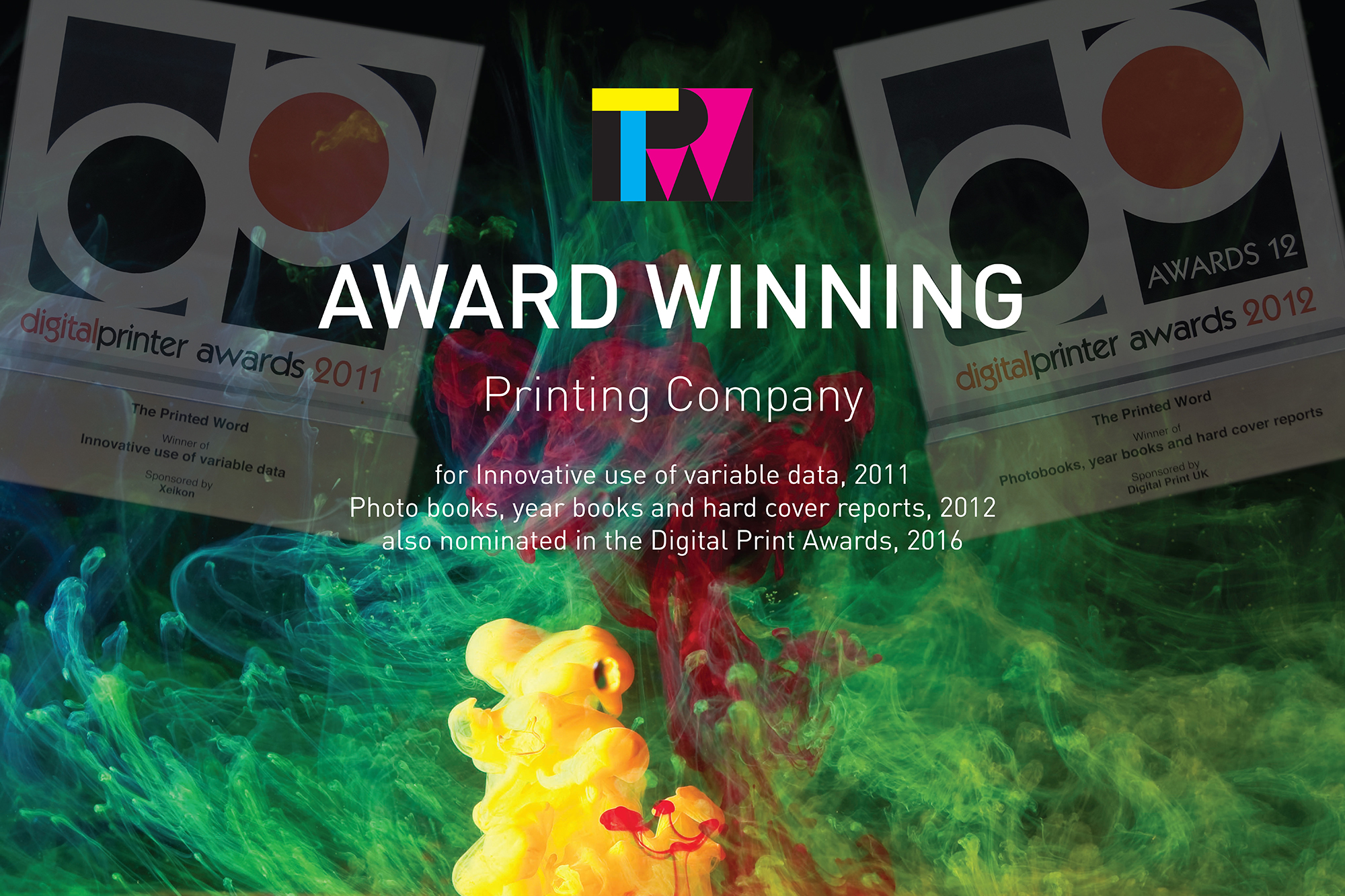Award Winning Printing West Sussex